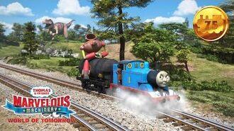 Marvelous Machinery - World of Tomorrow - UK (FHD) Compilation Clips Season 24 Thomas & Friends