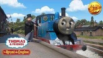 Thomas and the Royal Engine - US (FHD) Compilation Clips Season 24 Thomas & Friends