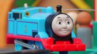 Томас и Друзья™ Томас в городе Совершенно новый! Истории и Трюки