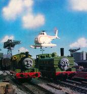 Percy,Harold,andDuck