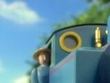 Томас и писательница