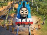 Томас во дворце обезьян