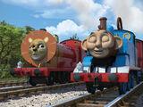 Друзья-животные Томаса