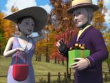 Герцог и герцогиня Боксфордские