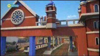 Томас и его друзья - 22 сезон 8 серия - Томас во дворце обезьян Thomas and the monkey palace RUS