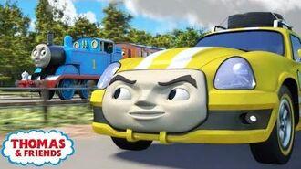 Томас и его друзья-Встречайте персонажей! - «Эйс из Австралии!» (English)