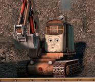Oliver(excavator)CGI