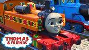 Thomas & Friends UK Meet Nia of Kenya! 🇰🇪 Thomas & Friends UK New Series Videos for Kids