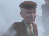 Сирил Дежурный в туманную погоду