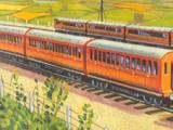 Экспресс-вагоны