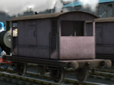 20-тонные тормозные вагоны BR
