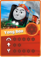 YongBaoRacingCard