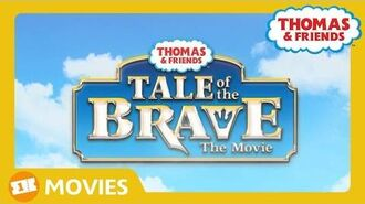Thomas & Friends UK Tale of the Brave Official Movie Trailer