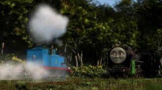 きかんしゃトーマス 伝説の英雄(ヒロ) Thomas the tank engine Hero of the rails