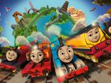 Томас и друзья в путь зовут тебя