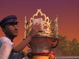 Пропавшая корона/Галерея