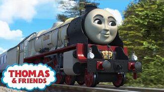 Thomas & Friends™ Meet the Character - Duchess Season 24 - The Royal Engine Cartoons for Kids