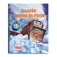 DustinComesinFirstBook