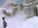 Снегоуборочная машина Гордона
