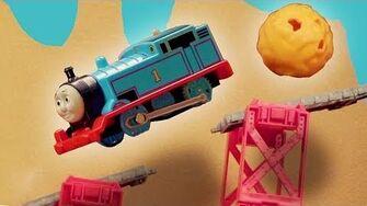 Томас и Друзья™ Горная гонка Томаса Совершенно новый! Истории и Трюки-0