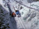 Томас, Теренс и снег