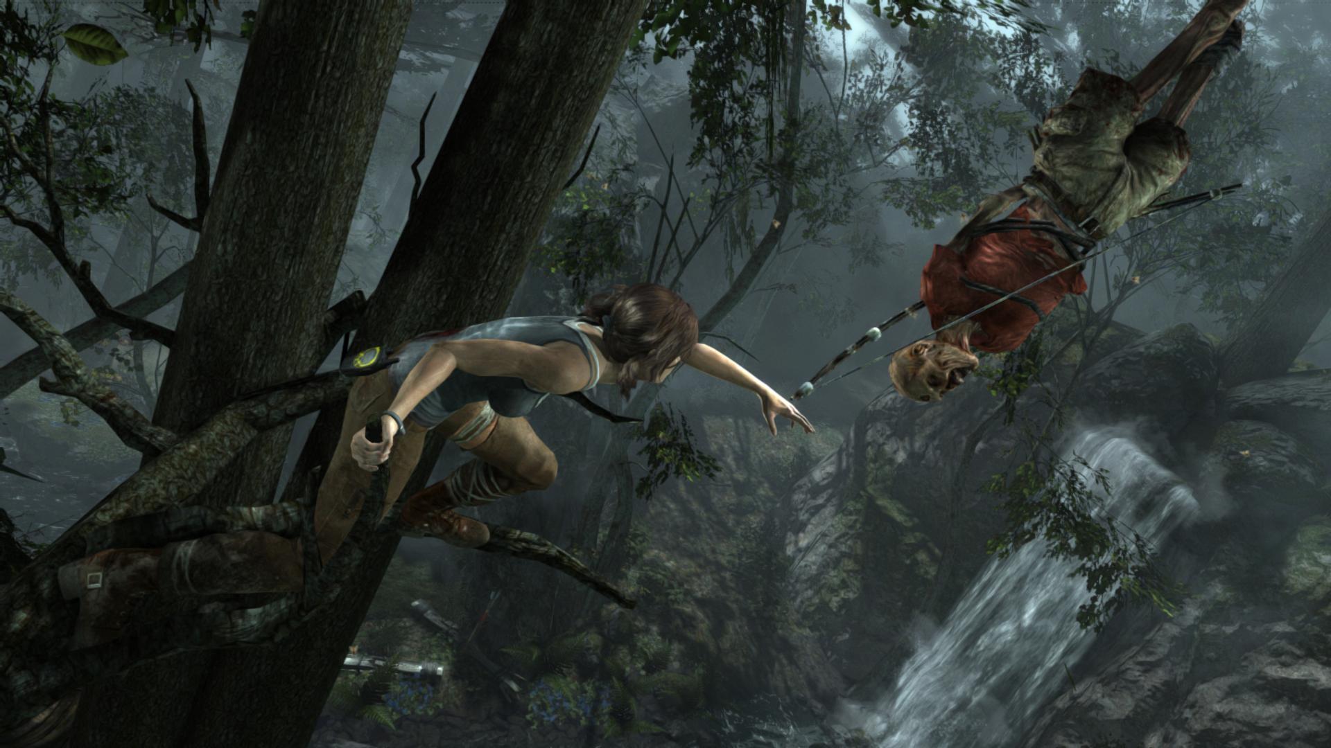 Coastal Forest Walkthrough | Tomb Raider Walkthroughs Wikia | FANDOM ...