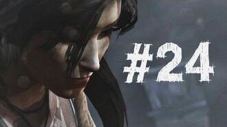 Tomb Raider Gameplay Walkthrough Part 24 - Storm Chaser (2013)