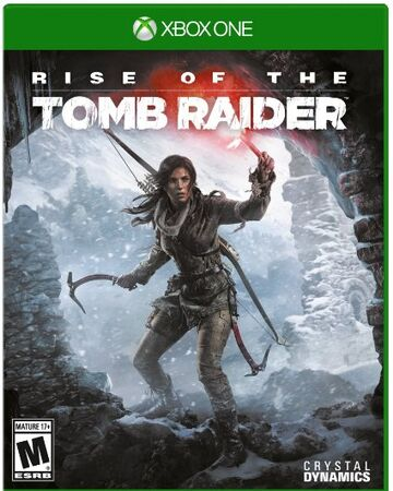 Rise Of The Tomb Raider About Tomb Raider Walkthroughs Wikia