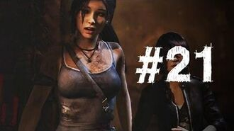 Tomb Raider Gameplay Walkthrough Part 21 - Compound Bow (2013)