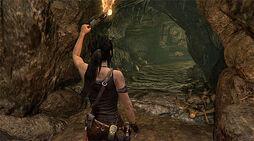 Cavern Entrance Walkthrough