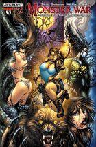 Monster war portada n2