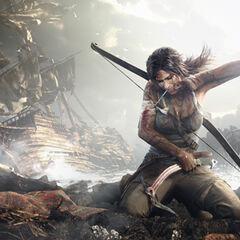 Lara Croft en 2013