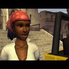 Anaya hablando con Lara