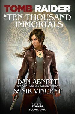 Libro los 10000 inmortales