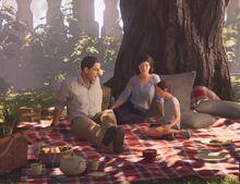Picnic familia croft STR