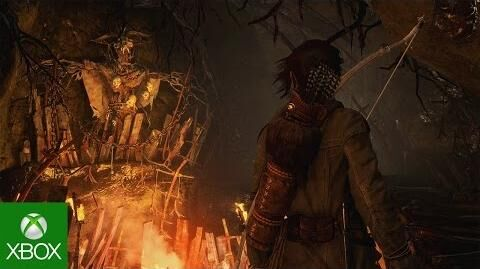 Rise of the Tomb Raider Baba Yaga Trailer