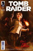 Tomb raider de dark horse comic n9