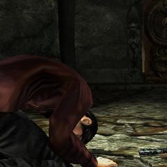 Siendo derrotado por Lara