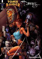 Tomb raider the darkness comic