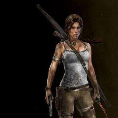 Lara Croft en 2011