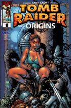 Tomb raider origins comic