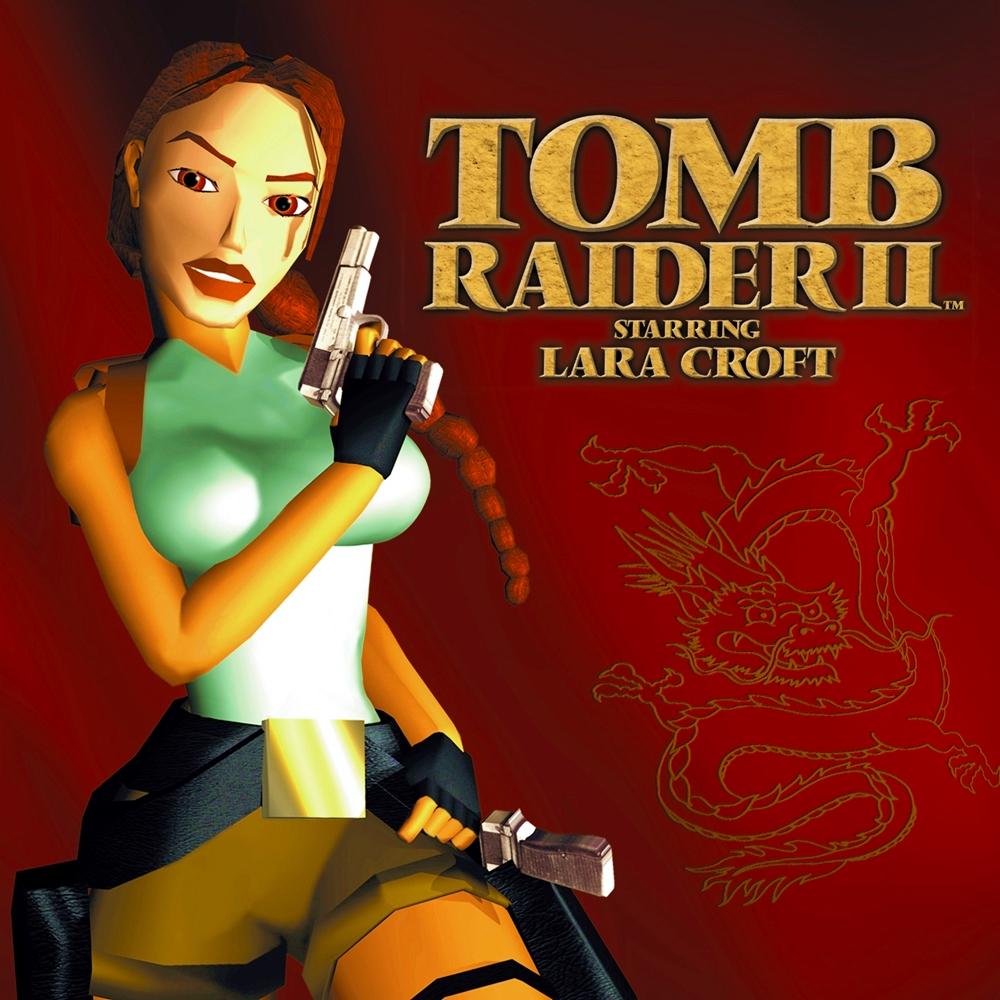 lara croft tomb raider 2 ps1