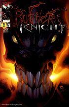 Butcher knight portada
