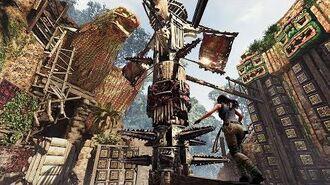 Shadow of the Tomb Raider – PC Technology Trailer PEGI