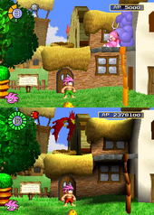 Tomba JP-US difference