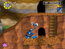 Grapple Location in Tomba 1