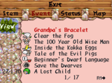 Events in Tomba!