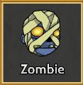 Zombie Hat Icon