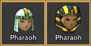 Pharoah Hat icons