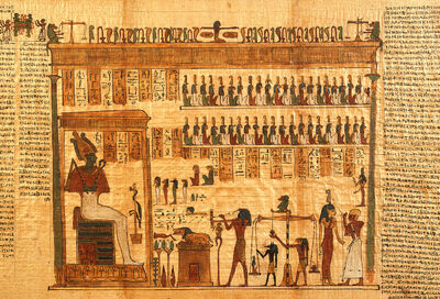 Book of the dead egypt